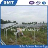 Зеленая энергия солнечных фотоэлектрических систем питания для стеллажа солнечной энергии