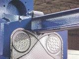 自由な流れの大きな隔たりの版の熱交換器