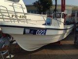 De Vissersboot van Panga van de glasvezel 26FT voor Verkoop