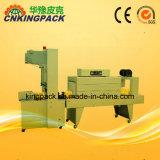 Manchon Semi-Auto Wrapping Machine & Film PE Machine d'Emballage Rétractable