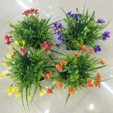 Piante e fiori di plastica artificiali di piccole piante Gu2017011 dei bonsai