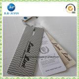 Ronda de papel em branco promocional roupa pendurada Tags (jp-HT079)