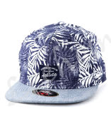 Bordados Snapback Nueva impresión era la moda gorros sombreros