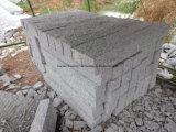 Lancis de tamanhos padrão natural de granito cinza lancis para pavimentação de estradas
