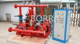 Niedriger Preis-Feuer-Pumpen-Systems-Feuerbekämpfung-Dieselmotor-elektrische Wasser-Pumpe