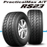 Neumáticos de coche económicos, neumáticos de la polimerización en cadena y neumáticos del vehículo de pasajeros