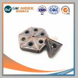 Soorten CNC de Tussenvoegsels van het Carbide van het Wolfram voor Knipsel