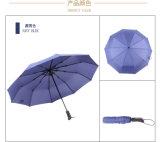 Alta qualità con 10 nervature automatiche. Aprir & ombrello vicino