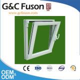 Rupture thermique et tourner l'inclinaison en aluminium double vitrage vitre