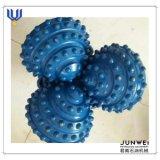 Dígito binario de rodillo tricónico del dígito binario de roca de la fábrica 215.9m m de Jw/tres conos con el rodamiento sellado