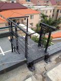 Corrimão de Satirs do aço inoxidável para o uso ao ar livre