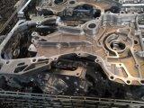 Подгонянные ADC12 алюминиевые части заливки формы