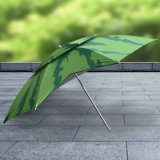40inch屋外の二重日よけ浜釣傘