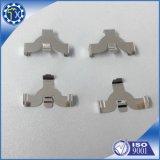 Pièce faite sur commande de découpage de laser d'acier inoxydable, fabrication personnalisée de tôle