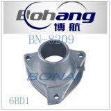 Cubierta Bn-8209 del termóstato de Isuzu 6bd1 del recambio del motor de Bonai