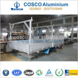 Caja Fija bedriegt Laterales DE Aluminio