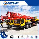 Gru del camion della rotella da 75 tonnellate di Sany di alta qualità nuova