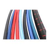 Tubo flessibile tessuto del filetto del cotone del Teflon ss 304 puri di alta qualità 100%
