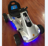 12V Electric Racing Go Kart for Kids