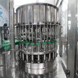 Nuevo producto monobloque de frasco de vidrio de 3-en-1 de jugo de llenado en caliente de la máquina de llenado automático