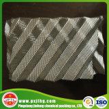 embalaje estructurado acanalado metal 250y