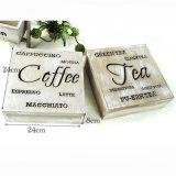 Europa Retro Storege café té caramelo Caja Caja de almacenamiento