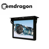 HD de adverterende Adverterende Speler van de Vertoning LCD van 17 Duim Digitale Signage Androïde Digitale BR WiFi LCD van de Bus VideoSpeler