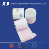 2-Ply NCR Registradora Rollo de papel de 76mm X 70mm