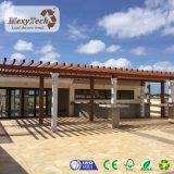 Kundenspezifischer Größen-Park/GartenPergolashölzerner zusammengesetzter Pergola mit Garten-Zaun
