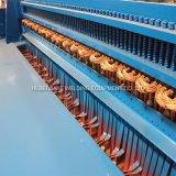 Elevadores eléctricos de malha de arame soldado fazendo a máquina