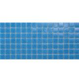 """Alta calidad de 12"""" X 12"""" Mosaico de vidrio azul de cocina"""