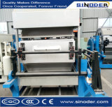 Línea automática bandeja de la máquina de la bandeja del papel del huevo que hace la máquina de la bandeja del huevo de la máquina