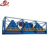 Collecteur de poussière industriel de construction de fournisseurs de filtre de la poussière de Baghouse