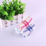 Кухонные полотенца полосы печати домашний пряжи для приготовления чая и полотенца с красочными клетчатого потенциометра для сухих удобрений