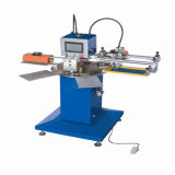 판매를 위한 기계를 인쇄하는 로고 작은 직물