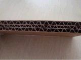 Высокая скорость автоматической 3 слой гофрированного картона картонная коробка машины для принятия решений коробку из гофрированного картона