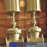 Valvola a saracinesca aumentante del gambo di temperatura insufficiente di Vatac