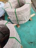 Laminé à chaud/laminé à froid/a terminé l'acier inoxydable pour la fabrication siffle (SUS201)
