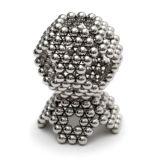 Sfera magnetica di assicurazione del neodimio 5mm dei magneti della sfera magnetica commerciale del cubo