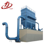 De industriële Collector van het Stof van de Zak van de Impuls van de Apparatuur van de Filter van het Stof Straal