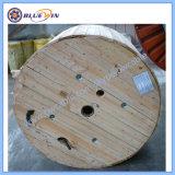 Cabo de alimentação de metro Cu/XLPE/Swa/PVC IEC60502-1 600/1000V