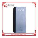 Etiqueta de la frecuencia ultraelevada de RFID en estacionamiento