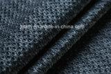 極度の柔らかいビロードのソファーファブリックを編む焼損のゆがみ