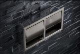 En la pared de acero inoxidable INOX Lavabo doble cuarto de baño Accesorios Portarrollos Portarrollos doble