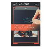 Малышей электронной чертежная доска 12 таблетки сочинительства LCD дюйма цветастая