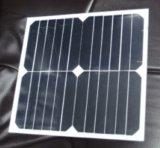 12W5.5V Sunpower 공장 반 유연한 태양 전지판