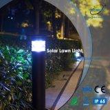 Indicatore luminoso solare del prato inglese della fusion d'alluminio LED per il giardino