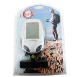 DS202 Altimètre numérique portable avec la boussole baromètre prévisions