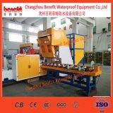 Impermeabilização indústria Sb modificados máquinas de borracha plástico Fabricado na China