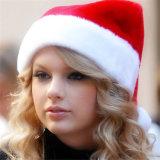 2017 förderndes Geschenk-Weihnachtsmann ′ Schutzkappe u. Hut